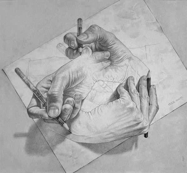 Amazing Art by M. C. Escher